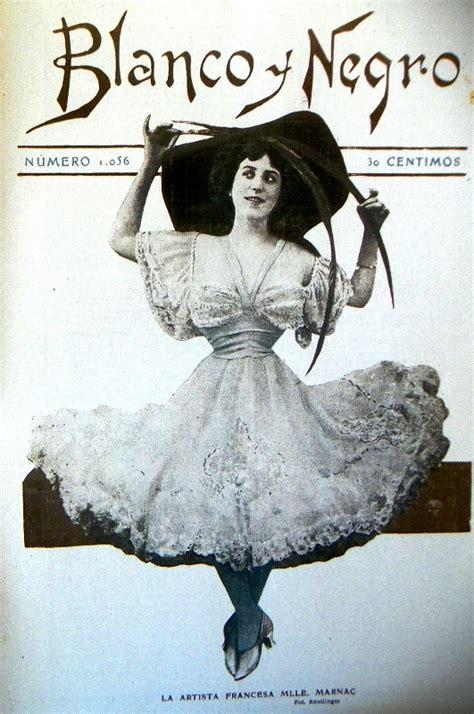 Revista BLANCO Y NEGRO  desde 1891