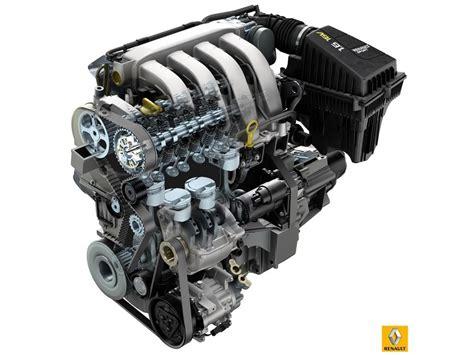 Revista Coche: Motores Renault