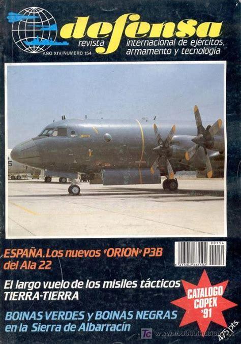 revista defensa 154 (artículo operaciones espec - Comprar ...