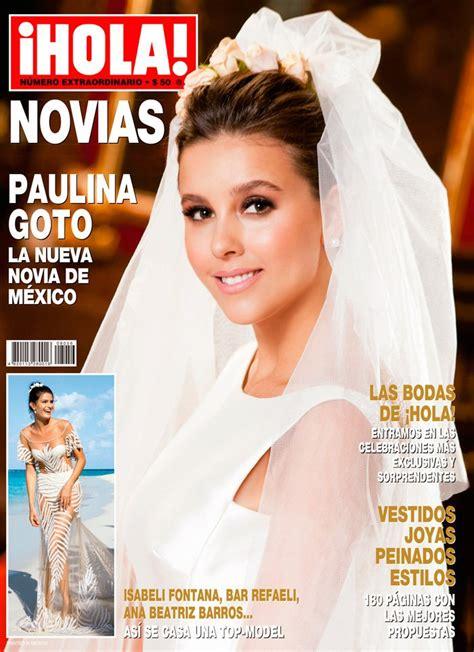 Revista ¡HOLA! on Twitter:  Especial Novias Otoño 2016 ...