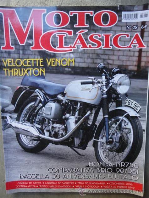 revista moto clasica numero 28 montesa brio - Comprar ...