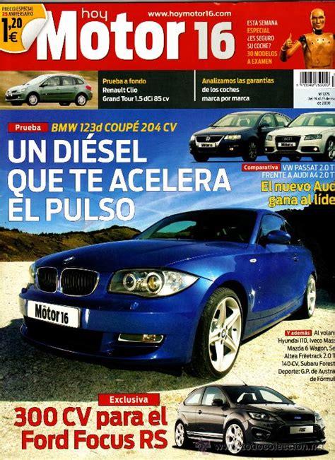 revista motor 16 nº 1275 del 19 al 25 de marzo - Comprar ...