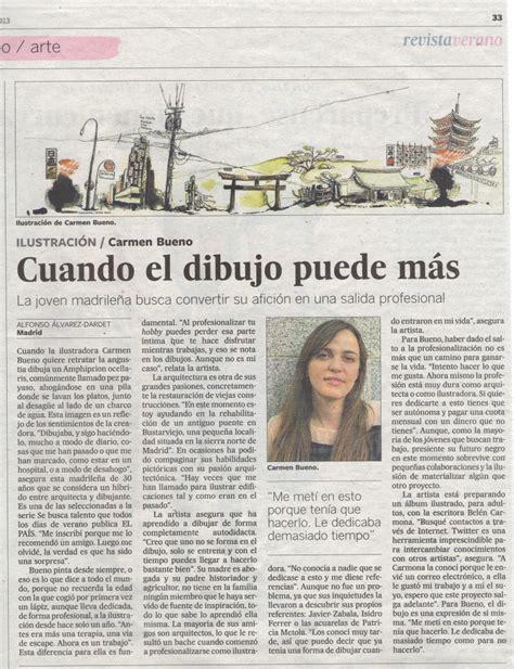 Revista verano « Ilustraciones Carmen Bueno