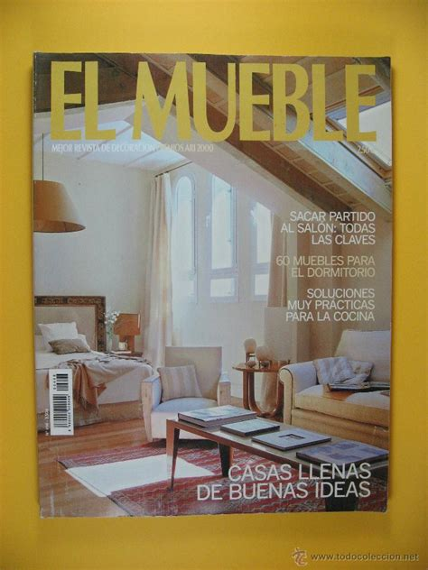 Revistas De Muebles. Stunning Lote Revistas Grandes De ...