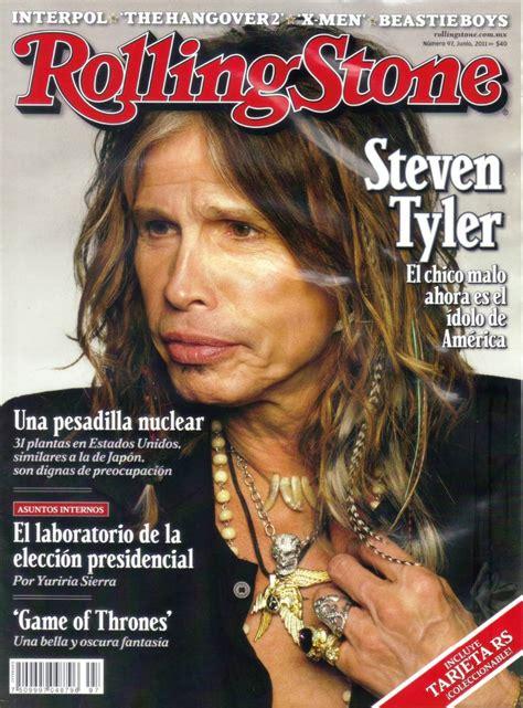 Revistas Rolling Stone Mexico   $ 50.00 en Mercado Libre