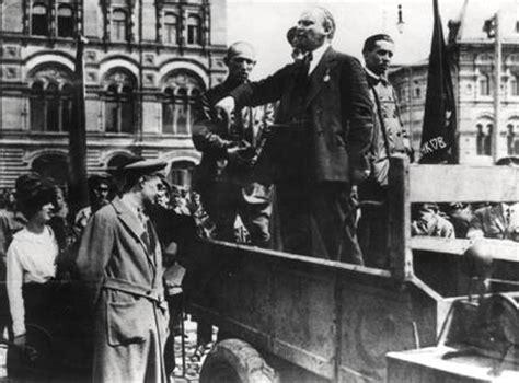 Revolución rusa o soviética