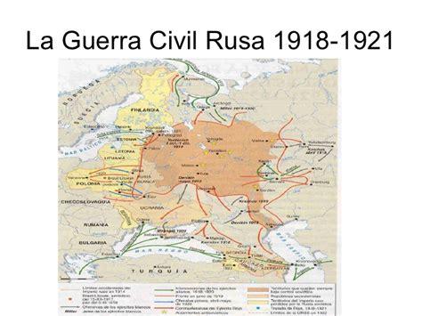 RevolucióN Rusa Y La Urss 1917 1941
