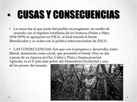 Revoluciones de nicaragua, mexico y cuba 9 01