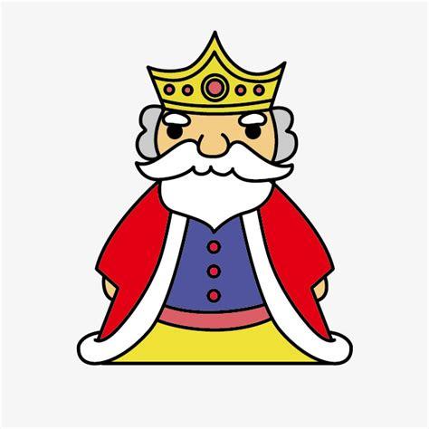 Rey De Hadas De Dibujos Animados, Pintado A Mano De ...