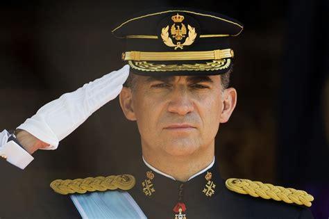 Rey Felipe VI   Casa Real de España  No Oficial