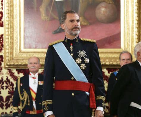 Rey Felipe VI de España envía mensaje al Comandante Daniel ...