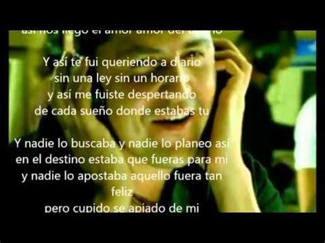 Reyli Barba - Amor Del Bueno Lyrics / Letras - YouTube