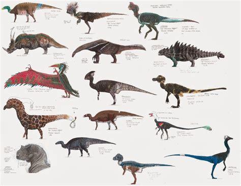 Ricardo Delgado Dinosaur list   Jurassic Park Expanded ...