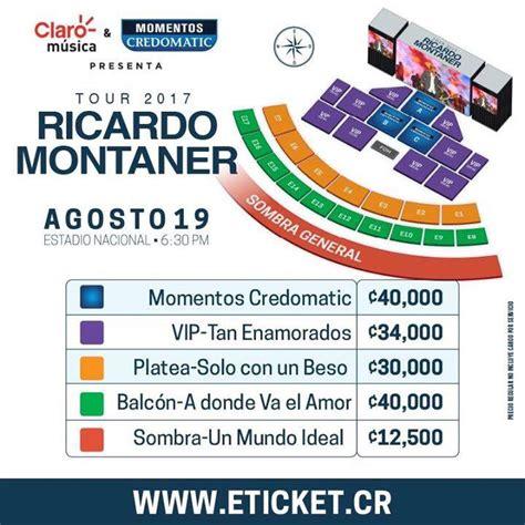 Ricardo Montaner en Costa Rica 2017 (Evento Oficial ...