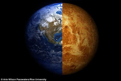 Rice University researchers claim why Venus could have ...