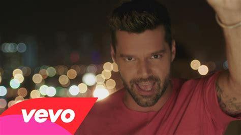 Ricky Martin estrena video de