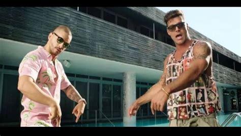 Ricky Martin y Maluma estrenaron el video de  Vente pa ca ...