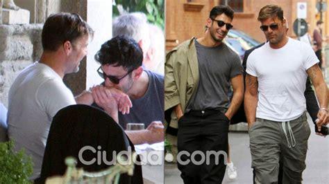 Ricky Martin y su novio Jwan Josef, infraganti en Italia ...