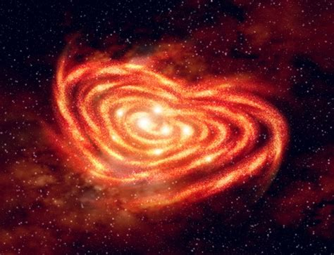 Riding the Spiral: Love's Universe