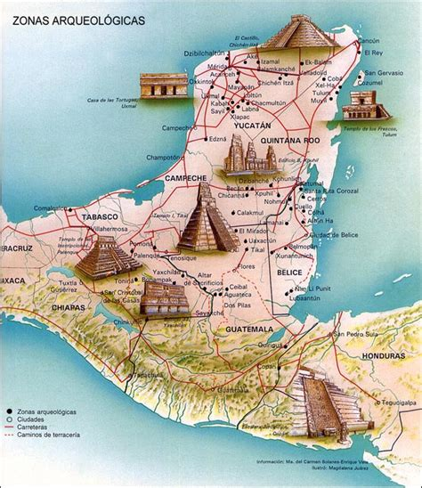 rincon historico maya: Los Mayas (Documental)