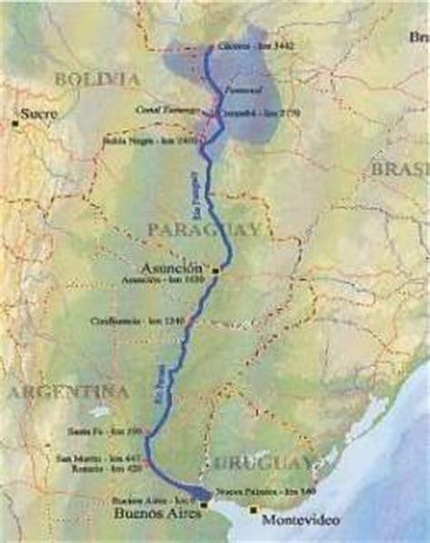 Río Paraguay   EcuRed