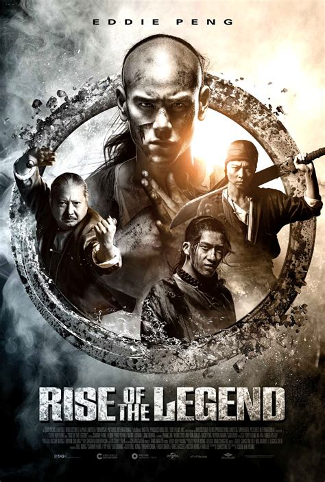 Rise of the Legend | Blu-ray & DVD (Well Go USA ...