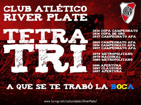 River Plate, El Mas Ganador del Futbol Argentino   Taringa!