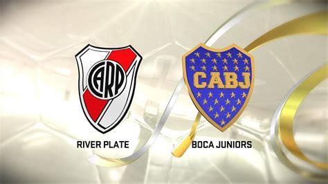 River Plate vs Boca Juniors - Fecha 8 - Super Liga ...