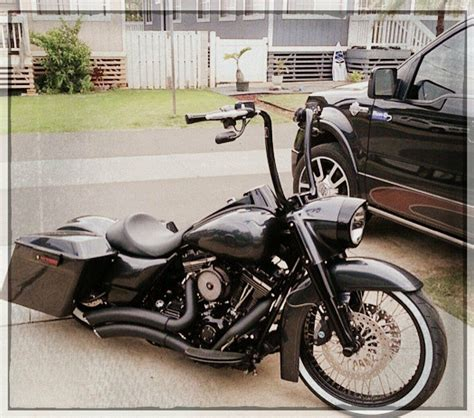 Road King | Two Wheels | Pinterest | Road king, Harley ...