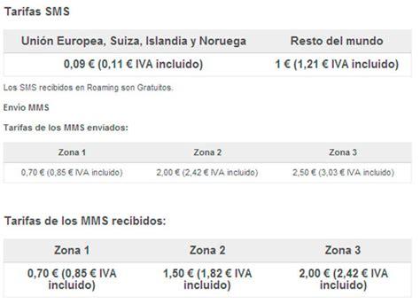 Roaming Movistar, Orange y Vodafone: Tarifas y zonas