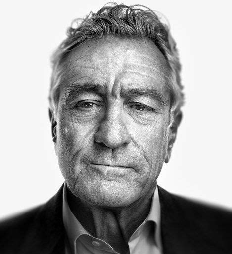 Robert De Niro (1943) - American actor and film producer ...