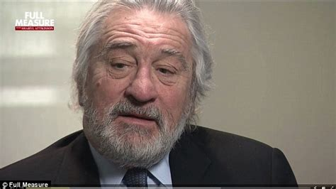 Robert De Niro AGAIN questions vaccine safety | Daily Mail ...