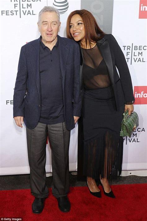 Robert De Niro an wife Grace | Robert De Niro | Academy ...