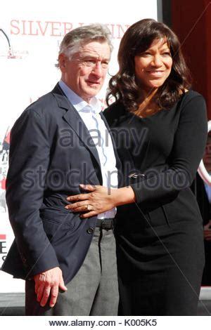 Robert de Niro and wife Grace Hightower with Roberto Duran ...