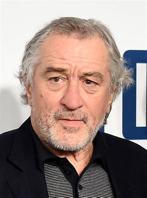 Robert DeNiro Just Broke My Heart