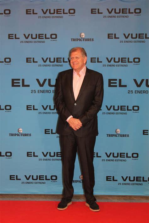 Robert Zemeckis en la presentación de  El vuelo  en Madrid ...