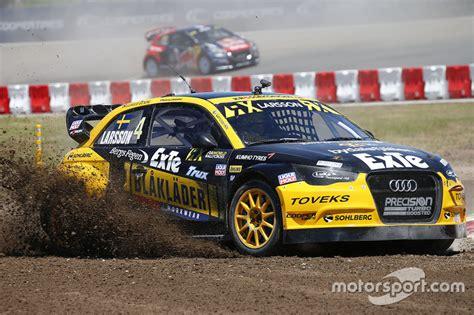 Robin Larsson, Larsson Jernberg Racing Team Audi A1 at ...