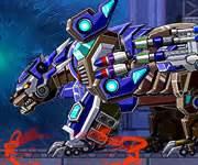 Robot Angry Bear Play Game online Kiz10.com - KIZ