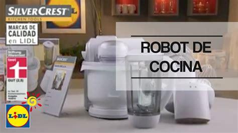 Robot de Cocina   Lidl España   YouTube