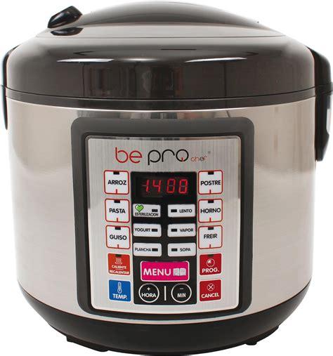 Robot de Cocina Programable Be Pro Chef Premier: Amazon.es ...