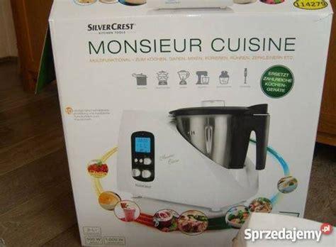 Robot Monsieur Cuisine Silvercrest z Lidla Thermomix ...