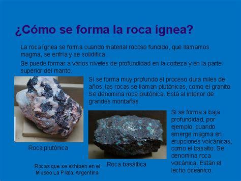 Rocas Ígneas   Magmatismo  página 2    Monografias.com