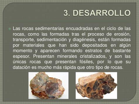 Rocas Quimicas Sedimentarias