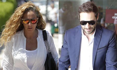 Rocío Carrasco y Antonio David Flores: tenso encuentro en ...