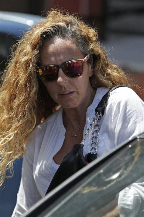 Rocío Carrasco y su hijo David se reencuentran en el juzgado