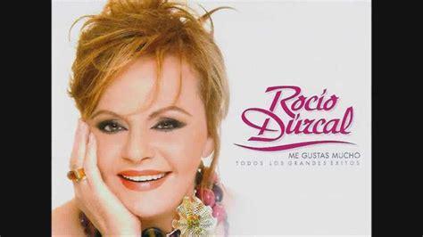ROCIO DURCAL EXITOS | Latin Music | Pinterest | Te amo ...