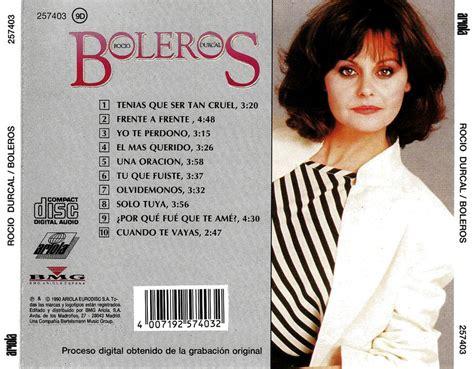 Rocío Dúrcal – Boleros  1990  / AvaxHome