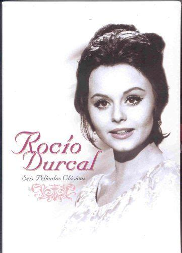 Rocio Durcal Sus Peliculas Clasicas 6dvds Boxset Movie ...