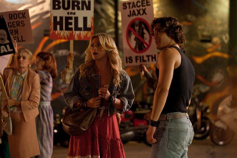 ROCK OF AGES  2012  movie review   Splatter: on FILM