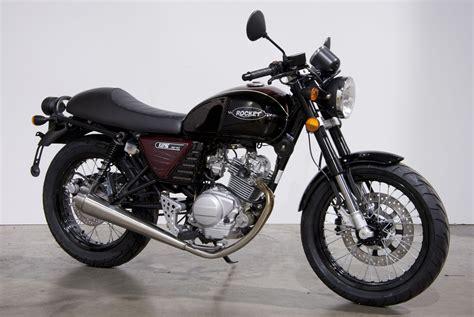 ROCKET 125 ROUGE - moto et vélomoteur neuf/motos ...